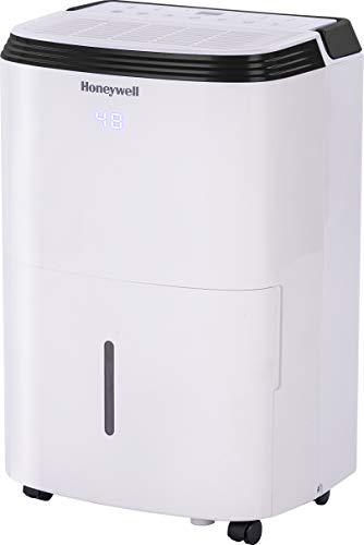 Honeywell, White TP30WKN Energy Star Dehumidifier for Small Room & Crawl...