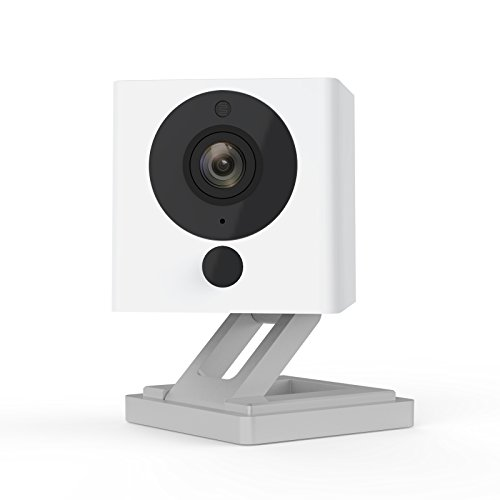 Wyze Cam v2 1080p HD Indoor WiFi Smart Home Camera with Night Vision, 2-Way...
