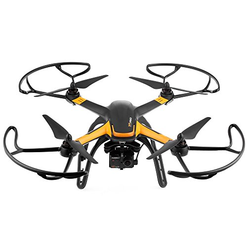 Hubsan X4 PRO 5.8GHz FPV RC Standard Edition Quadcopter with 1-Axis Gimbal...
