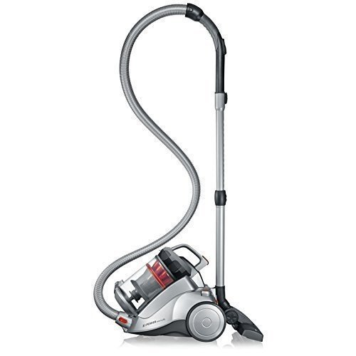 Severin Germany Nonstop Corded Bagless Canister Vacuum Cleaner, Polar...