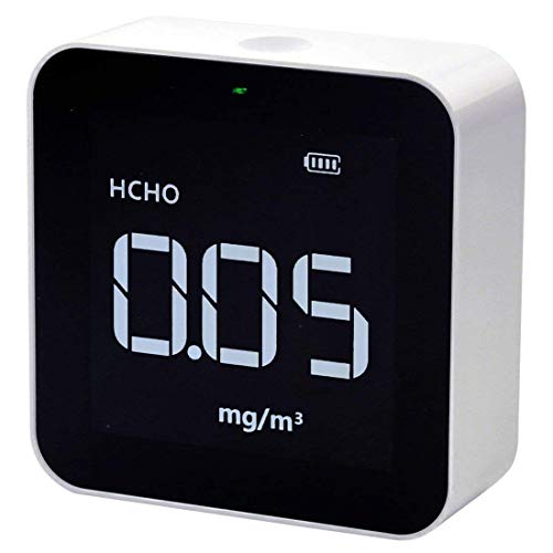 Temtop M10 Air Quality Monitor for PM2.5 HCHO TVOC AQI Professional...