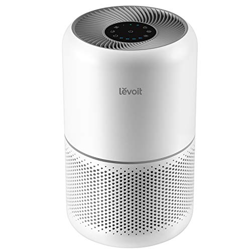 LEVOIT Air Purifier for Home Allergies Pets Hair Smokers in Bedroom, H13...