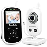 Video Baby Monitor with Camera and Audio - Auto Night Vision,Two-Way Talk,...
