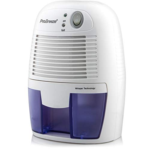 Pro Breeze Electric Dehumidifier 1200 Cubic Feet (215 sq ft) - Portable...