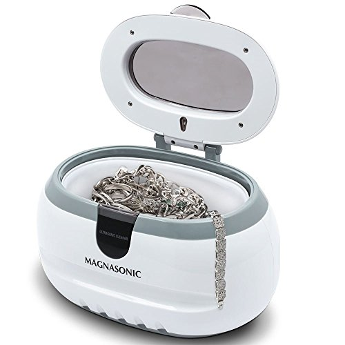 Magnasonic Professional Ultrasonic Jewelry Cleaner Machine for Cleaning...