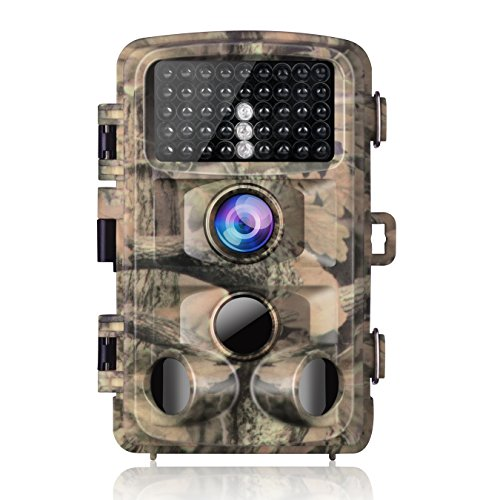 【2020 Upgrade】Campark Trail Camera-Waterproof 16MP 1080P Game Hunting...