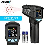 Infrared Thermometer Temperature Gun MESTEK Non-Contact Laser Digital...