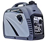 Pulsar 2,000W Portable Gas-Powered Quiet Inverter Generator with USB Outlet...