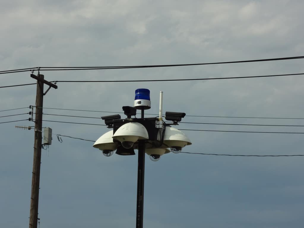 Different Type of Security Cameras