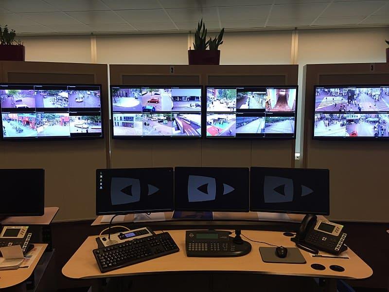 Closed-Circuit Television Cameras