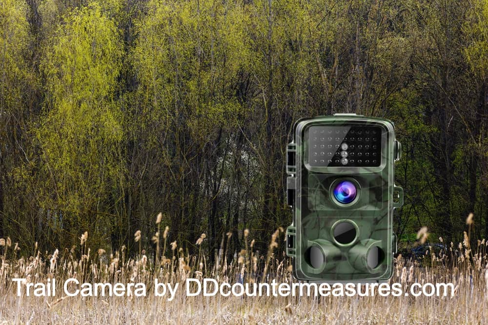 5 of the Best Trail Camera to Use for Surveillance – A 2020 Reviewed