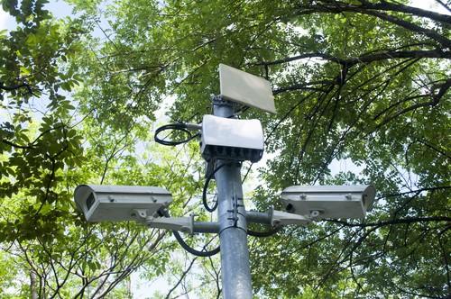 closed circuit camera, CCTV recording important events