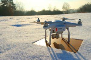 Drone quadrocopter Dji Phantom 3