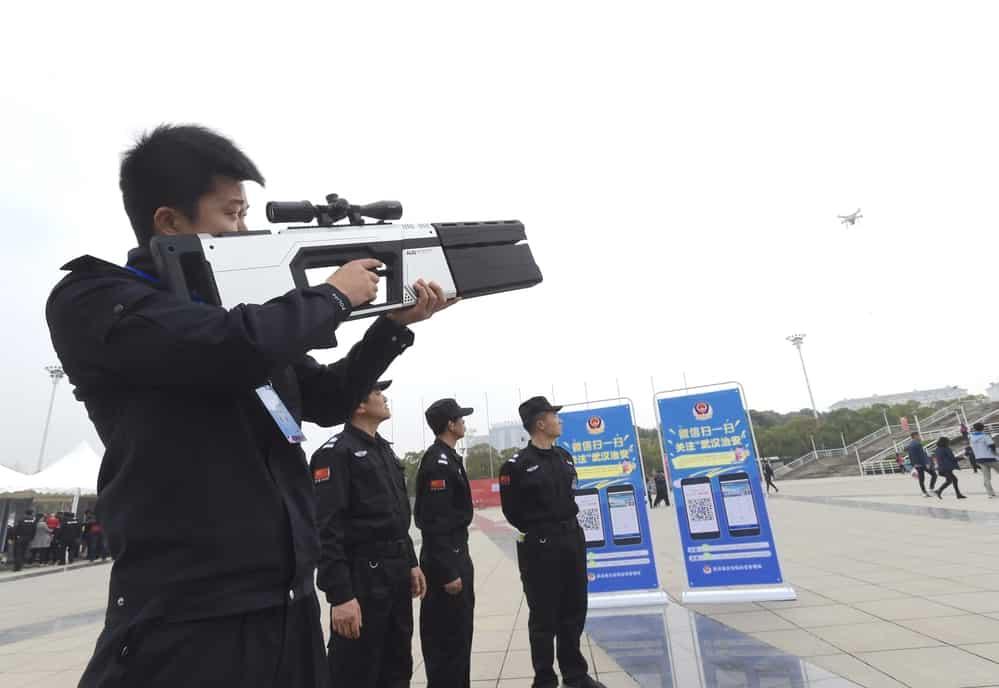 Drone Gun