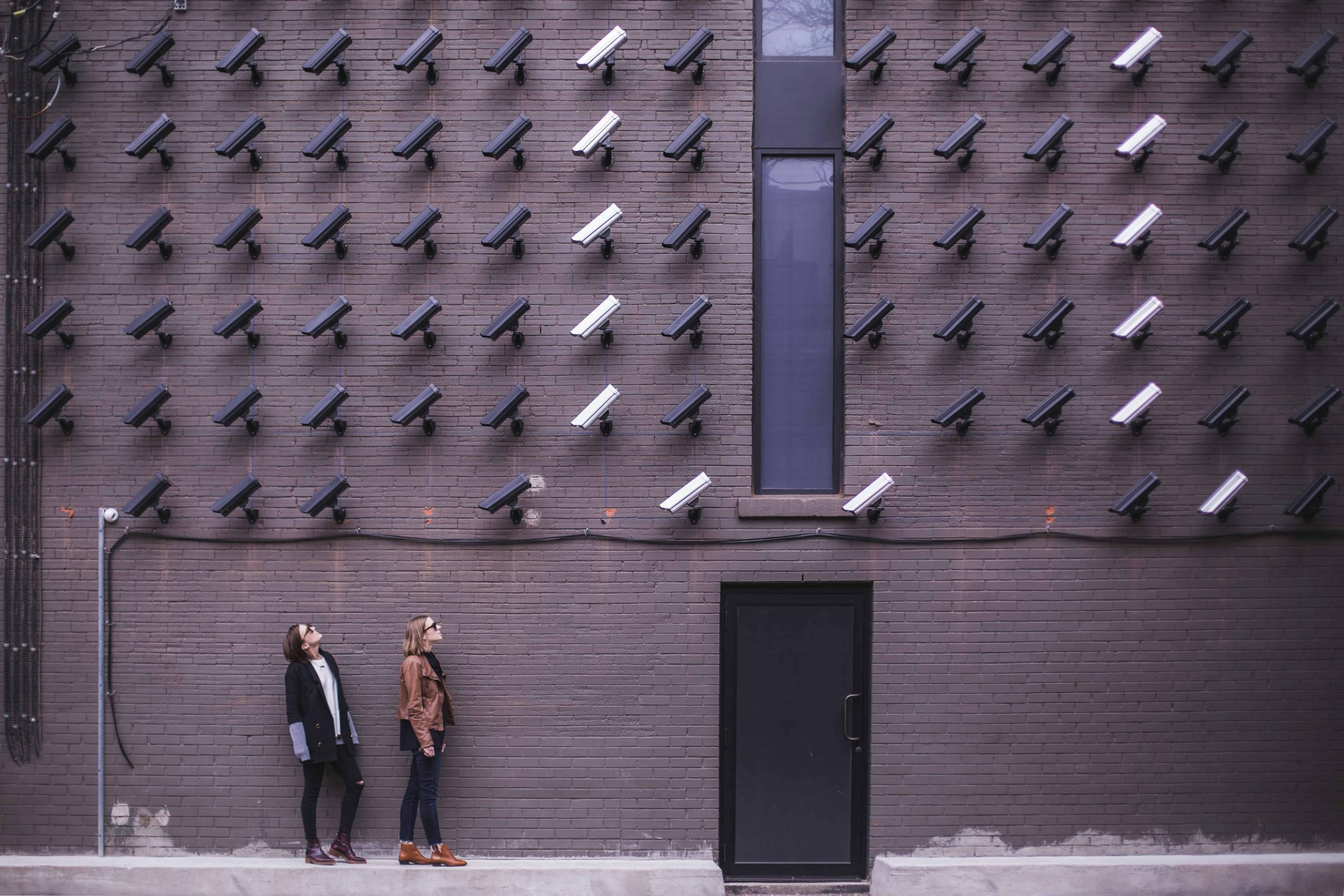 how to install surveillance cameras outside of the home