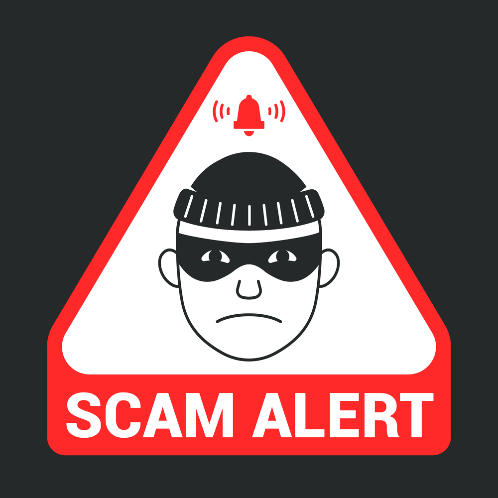 Scams Fraudsters