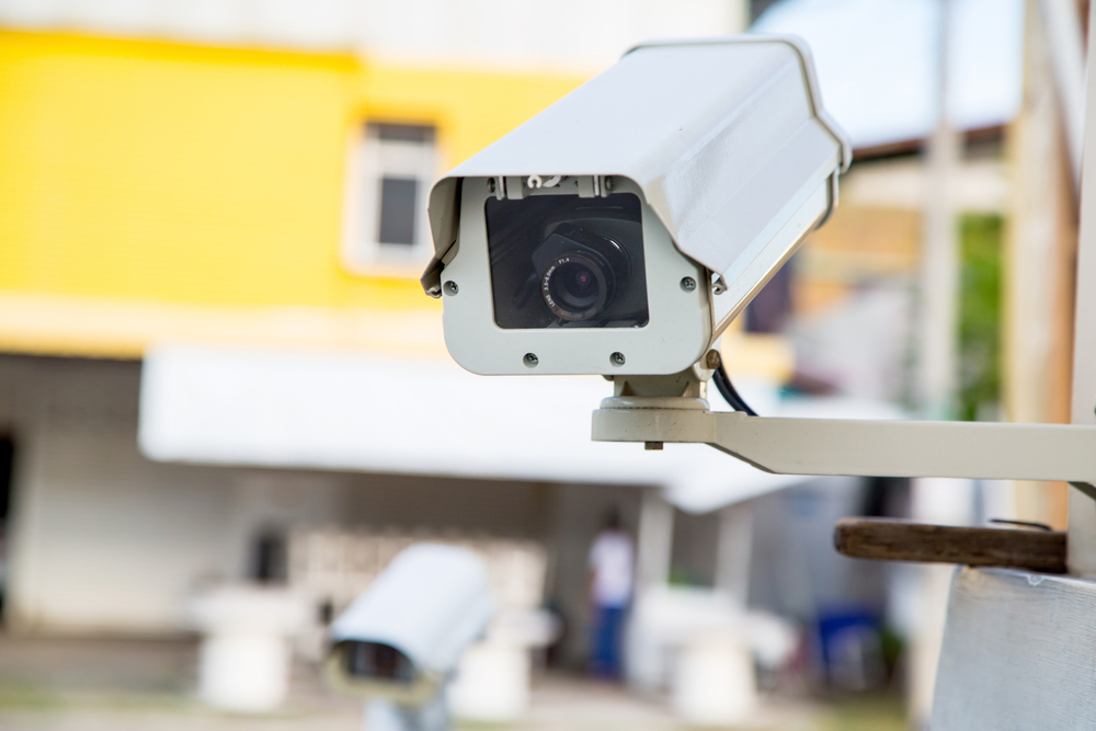 Security Camera on Your Property
