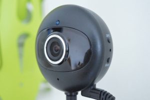 IP and P2P security Cameras