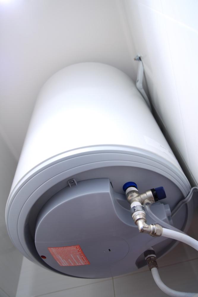 Water heater & pressure valve