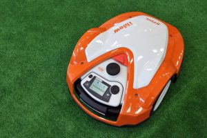Imow Robotic Lawn Mower From Stihl