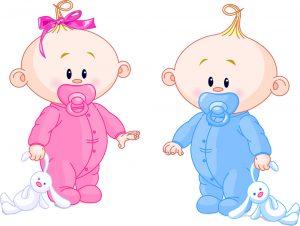 Twin Baby Monitor
