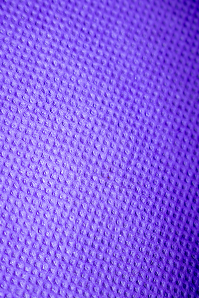 Purple Nylon Fabric Texture Synthetic Cloth Grid Closeup Background Of Polyester