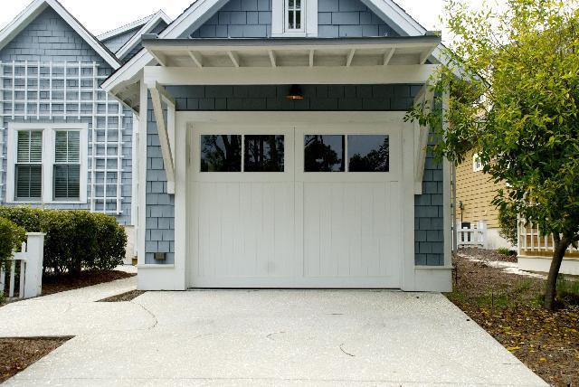 home garage door