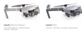 The Difference Between Mavic Pro and Mavic Pro Platinum – 2018 Review